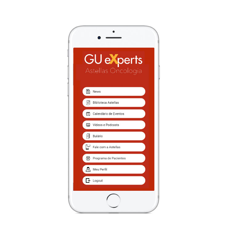 Aplicativo GU Experts