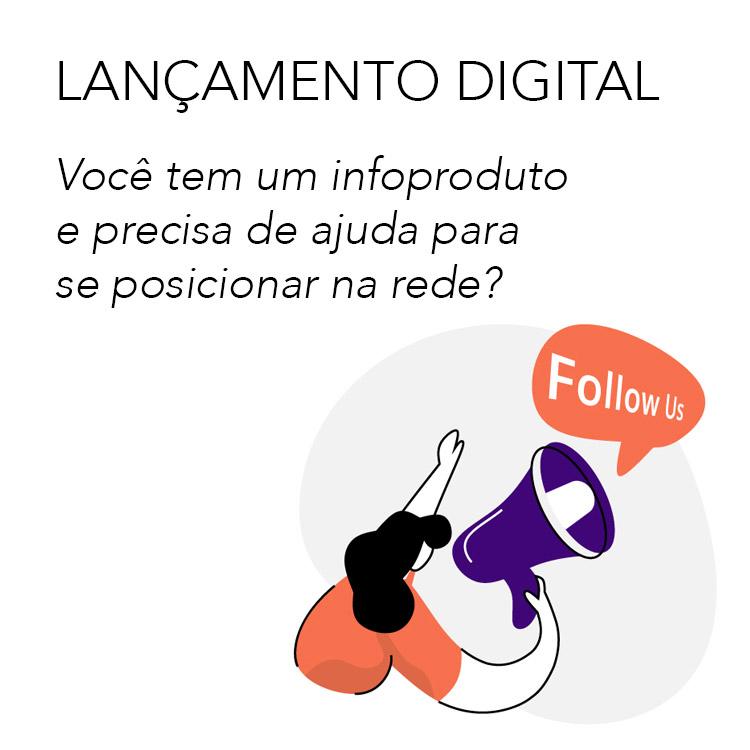 Lançamento digital
