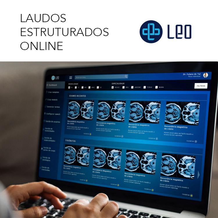 LEO – Startup de Laudos Estruturados